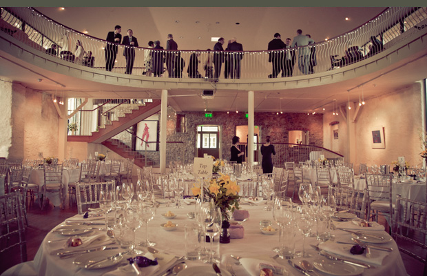 Private Party at the grainstore ballymaloe house